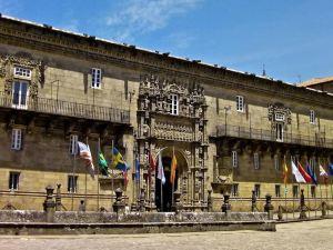 聖地亞哥德孔波斯特拉酒店(Parador de Santiago de Compostela)