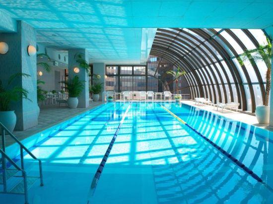 福岡日航酒店(Hotel Nikko Fukuoka)健身娛樂設施