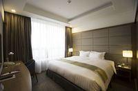 首爾貝斯特韋斯特精品花園精品酒店(Best Western Premier Seoul Garden Hotel)轉角套房