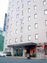 川崎溝之口第一酒店(Kawasaki Daiichi Hotel Mizonokuchi)