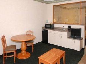 康福特套房地鐵中心酒店(Comfort Suites at Metro Center)