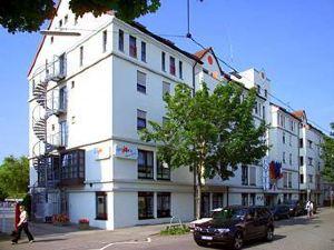 卡爾斯魯厄阿克拉酒店(acora Hotel und Wohnen Karlsruhe)