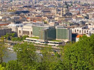布達佩斯萬豪度假酒店(Budapest Marriott Hotel)