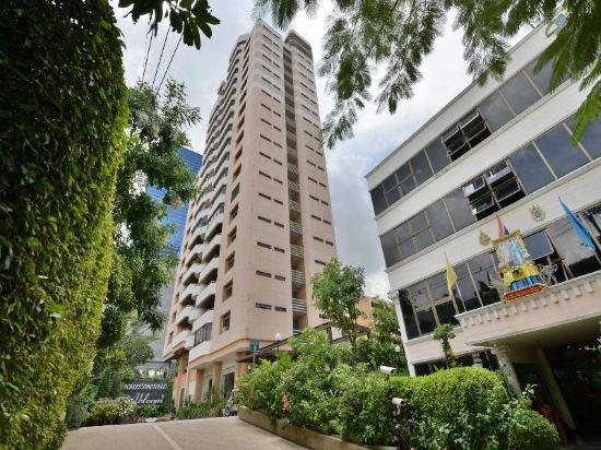 曼谷璀璨服務公寓酒店(Abloom Exclusive Serviced Apartment Bangkok)外觀