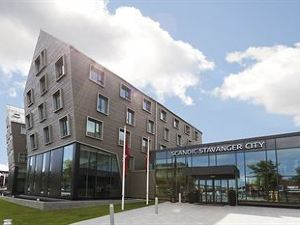斯堪迪克斯塔萬格市酒店(Scandic Stavanger City)