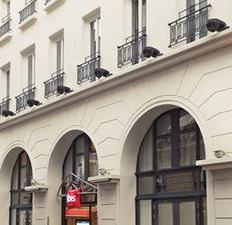 巴黎歌劇院宜必思酒店(ibis Paris Opera La Fayette)