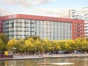 倫敦達克蘭茲皇冠假日酒店(Crowne Plaza London Docklands)
