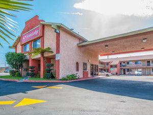 伊克諾旅館阿納海姆北酒店(Econo Lodge Anaheim North)