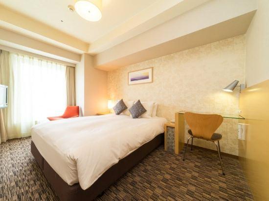 札幌三位神大酒店(Hotel Resol Trinity Sapporo)園景大床房