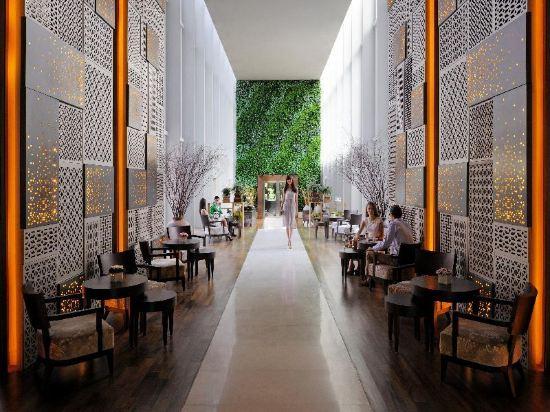 新加坡聖淘沙艾美酒店(Le Méridien Sentosa Singapore)公共區域