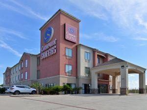 北茵35號舒適套房酒店(Comfort Suites North IH 35)