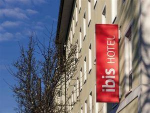 奧格斯堡柯尼希斯宜必思酒店(ibis Augsburg Koenigsplatz)