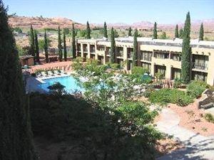 鮑威爾湖佩奇萬怡酒店(Courtyard Page at Lake Powell)