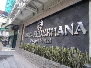 韋斯瑪經濟酒店(Wisma Sederhana Budget Hotel)