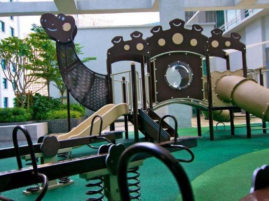 吉隆坡瑞園公寓(Swiss Garden Residences Kuala Lumpur)健身娛樂設施