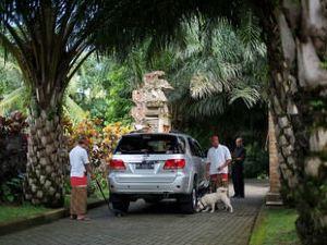 巴厘島阿楊度假村(Ayung Resort Ubud Bali)