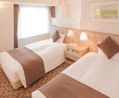 札幌ANA皇冠假日酒店(ANA CROWNE PLAZA SAPPORO)標準雙床房