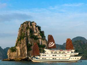 下龍灣巴雅號酒店(Bhaya Cruise)