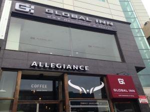 釜山全球客棧南浦洞酒店(Global Inn Busan Nampodong Hotel)
