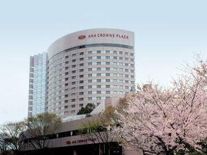 金澤全日空皇冠假日酒店(Crowne Plaza Ana Kanazawa)