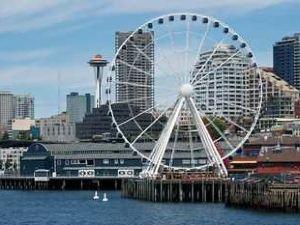 西雅圖市中心歡朋套房酒店(Hampton Inn & Suites Seattle-Downtown)
