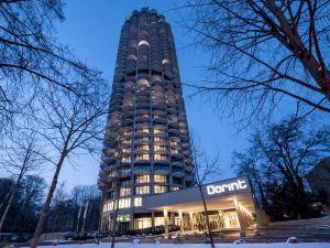 道瑞特安德康格瑞薩樂奧格斯堡酒店(Dorint An der Kongresshalle Augsburg)