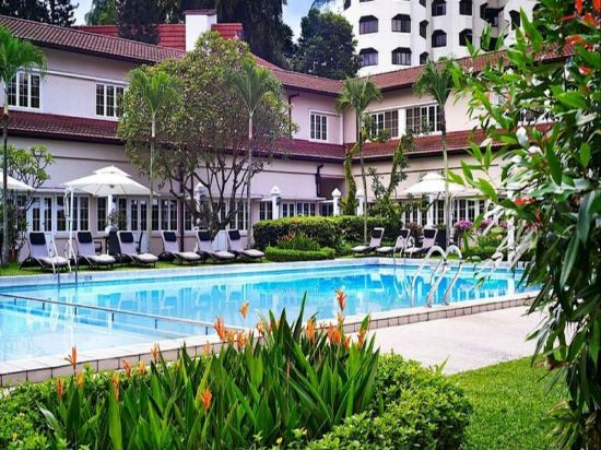 良木園酒店(Goodwood Park Hotel)室外游泳池