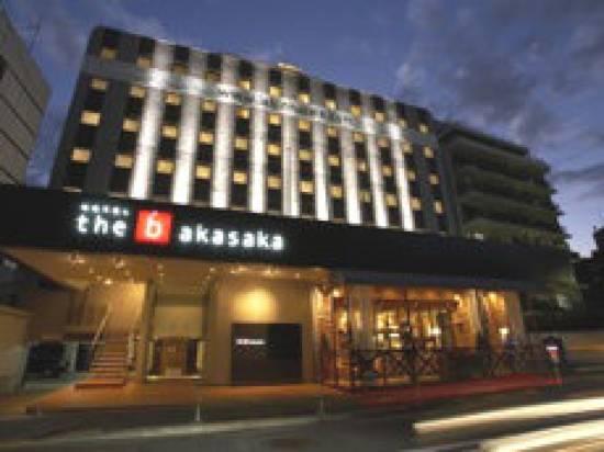 the b 東京 赤阪酒店