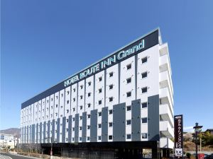 Route-Inn上田駅前酒店(Hotel Route Inn Grand Ueda Ekimae)
