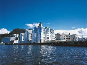 奧勒松麗笙酒店(Radisson Blu Hotel Alesund)