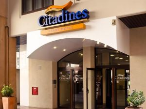 馨樂庭里昂普萊斯吉樂酒店(Citadines Presqu'île Lyon)