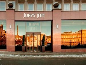 愛丁堡朱麗斯酒店(Jurys Inn Edinburgh)
