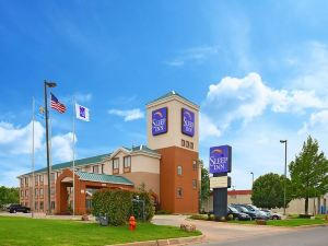 俄克拉何馬城司麗普酒店(Sleep Inn Oklahoma City)