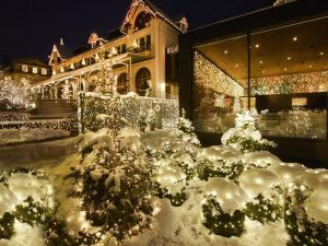 盧塞恩西伯格酒店(Hotel Seeburg Luzern)