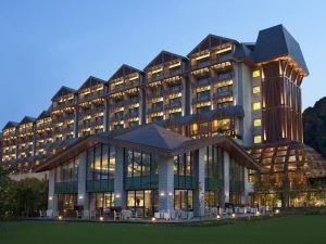 新加坡聖淘沙名勝世界逸濠酒店(Resorts World Sentosa - Equarius Hotel Singapore)