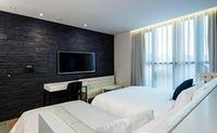首爾設計者酒店東大門店(Hotel the Designers Dongdaemun Seoul)豪華家庭房