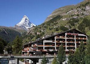 瑞士阿爾卑斯山奧安林酒店(Swiss Alpine Hotel Allalin)