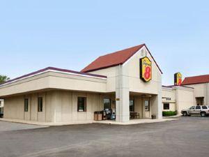 速8南印第安納波利斯酒店(Super 8 Indianapolis South)