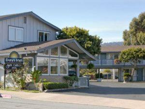 蒙特里市區戴斯酒店(Downtown Monterey Days Inn)
