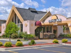 安阿伯戴斯酒店(Days Inn Ann Arbor)