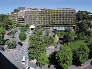 羅馬卡瓦利瑞華爾道夫阿斯多利亞度假酒店(Rome Cavalieri, Waldorf Astoria Hotels and Resorts)