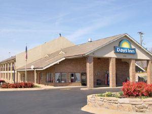 納什維爾北戴斯酒店(Days Inn Nashville North)