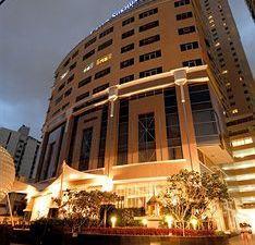 曼谷雅高素坤逸大酒店(Grand Sukhumvit Hotel Managed by Accor Bangkok)