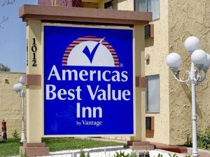 美洲最超值旅舍 - 山景(Americas Best Value Inn - Mountain View)