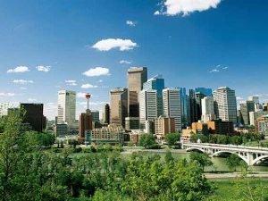 卡爾加里市中心萬豪酒店(Calgary Marriott Downtown Hotel)