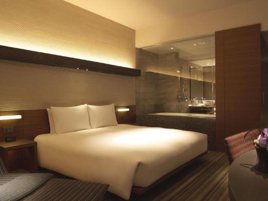 東京凱悅酒店(Hyatt Regency Tokyo)俱樂部房