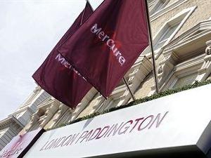 倫敦帕丁頓美爵酒店(Mercure London Paddington)