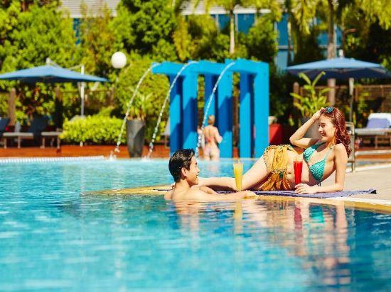 新加坡濱華大酒店(Marina Mandarin Singapore)健身娛樂設施