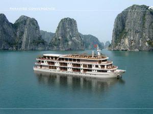 天堂優雅下龍灣郵輪(Paradise Elegance Cruise Halong)