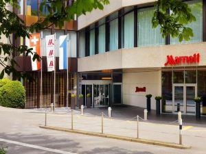 蘇黎世萬豪酒店(Zurich Marriott Hotel)